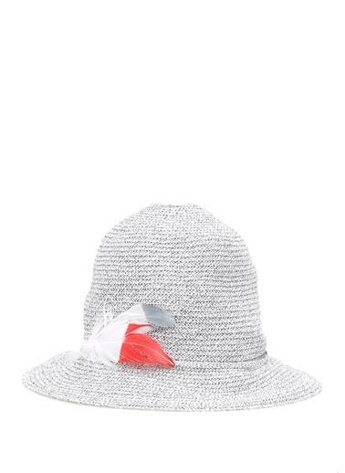 Marzi Şapka Gri